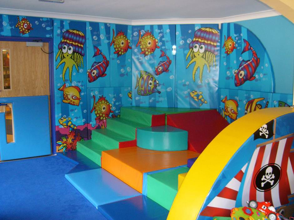 £20,000 for the Donna Louise Children's Hospice in Stoke on Trent to upgrade their Sensory Room