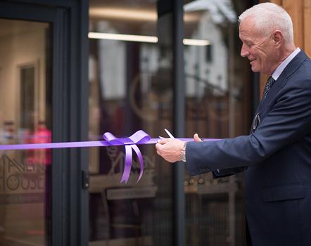 Haven House Children's Hospice unveils new building